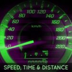 Speed Time Distance – Two more questions.